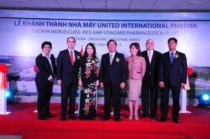 Công ty TNHH United International Pharma