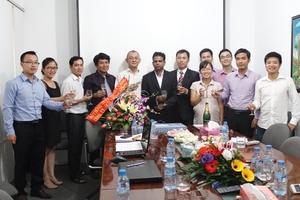 Công ty cổ phần phầm mềm tài chính ngân hàng Tinh Vân