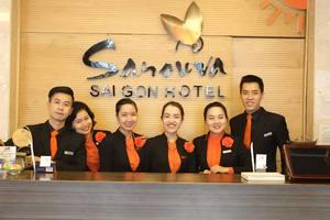 Khách sạn Sanouva Sài Gòn