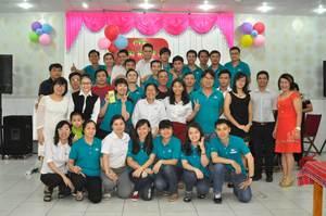 Công ty TNHH Công Nghệ D.C