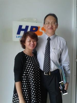 Công ty Cổ phần Tiếp vận HP