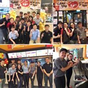 Công Ty Cổ Phần Good Day Hospitality (McDonald Việt Nam)