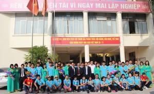 Trường Trung Cấp Công Nghiệp Hà Nội