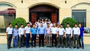 Công ty Cổ phần Xuất nhập khẩu Thiết bị Mỏ Hàn Việt
