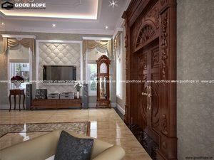 Công ty Cổ phần Kiến trúc và Đầu tư Xây dựng Good Hope