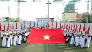 Trường THPT Nhân Việt