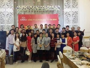 Công ty CP Đầu Tư Tân Minh