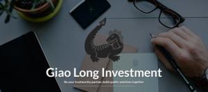 Công ty Cổ phần Đầu tư Giao Long