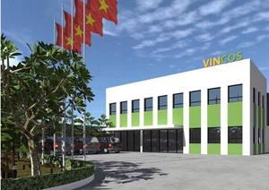 Công ty sản xuất Mỹ phẩm Vincos