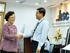 Công ty Cổ phần Chứng khoán Thành Phố Hồ Chí Minh
