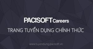 Công Ty TNHH Pacisoft Việt Nam