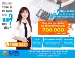 Công ty TNHH Kiểm Toán & Tư Vấn CPA Á Châu