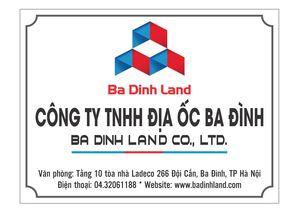 Công ty TNHH Địa ỐC Ba Đình