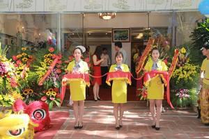 Công Ty TNHH Dịch Vụ Sen Vàng Việt
