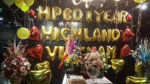 Công ty CP bất động sản Highland Việt Nam