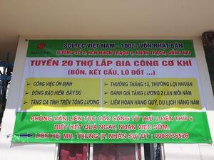 Công Ty TNHH Soltec Việt Nam