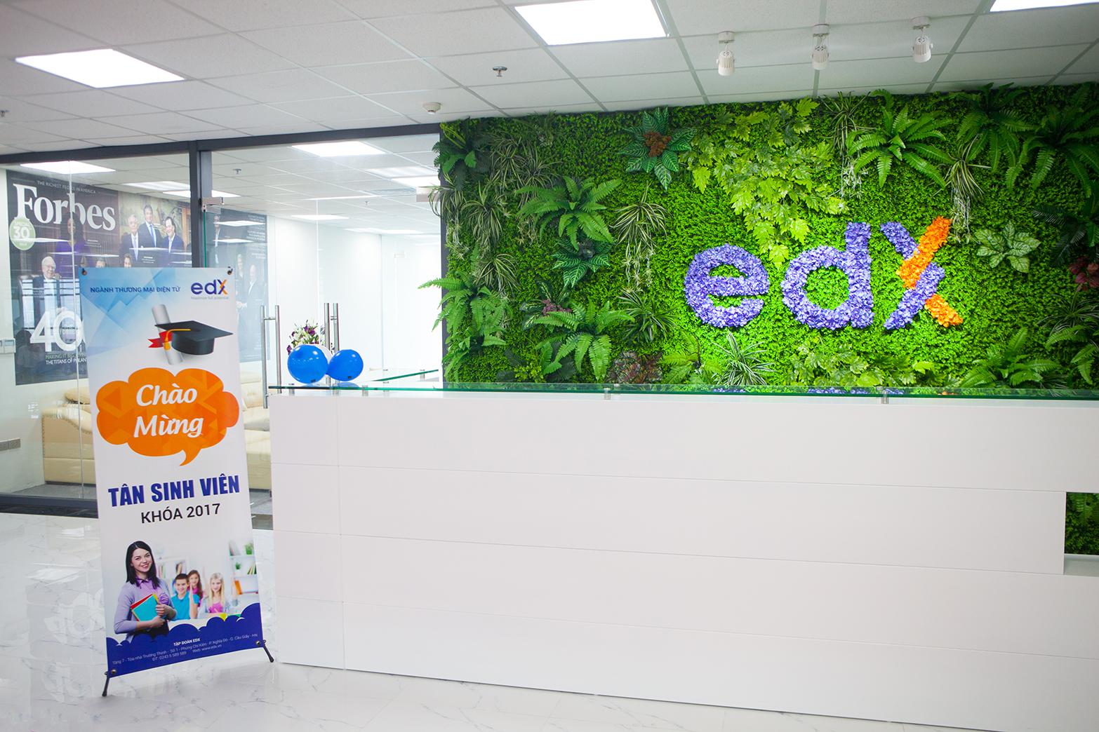 Công Ty Cổ Phần Tập đoàn EDX tuyển dụng