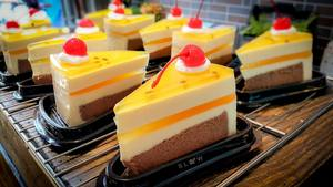 Slow Cakes