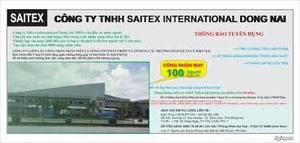 Công ty TNHH Saitex International Đồng Nai