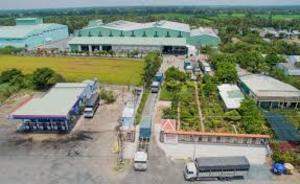 Công ty TNHH Sản xuất Công nghiệp Phú An