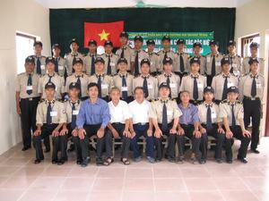 Công Ty TNHH Dịch Vụ Bảo Vệ Quang Trung Hà Nội