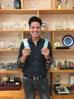 Công ty CP Sản Xuất TM và Công nghệ truyền thông Việt nam - Quà tặng TechcomGift