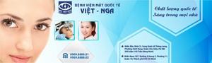 Công Ty Cổ Phần Viện Mắt Quốc Tế Việt Nga Tp.HCM