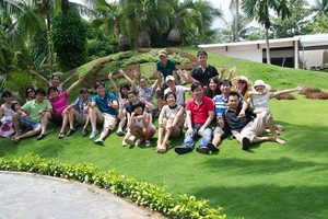 Chi nhánh Công ty TNHH Minh Phúc tại Hồ Chí Minh