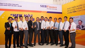 Công ty Tài chính TNHH MTV Ngân hàng TMCP Sài Gòn - Hà Nội (SHB)