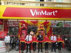 VINMART+ (Công Ty Cổ Phần Dịch Vụ Thương Mại Tổng Hợp VinCommerce)