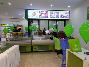 Chi Nhánh Công ty TNHH thực phẩm sạch thương mại T&P Hồ Chí Minh