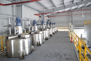 Công Ty TNHH Oil Korea Việt Nam