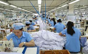 Công ty TNHH May Thêu Giày An Phước