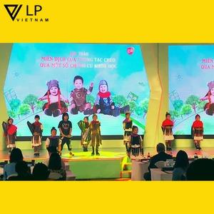 Công Ty TNHH Truyền Thông Giải Trí Lp Việt Nam