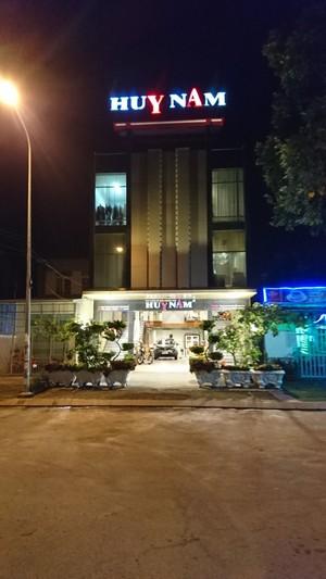 Công Ty TNHH Cơ Khí Và Quảng Cáo Huy Nam
