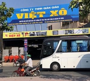 Công Ty TNHH Giàn Giáo Việt Xô