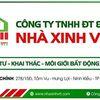 Công Ty TNHH Đầu Tư Và Thương Mại Nhà Xinh VTT