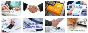 Công Ty TNHH Dịch Vụ Và Đại Lý Thuế Quang Huy