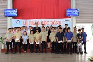 Công Ty TNHH Thép SeAH Việt Nam