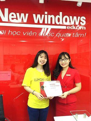 Trung Tâm Ngoại Ngữ New Windows