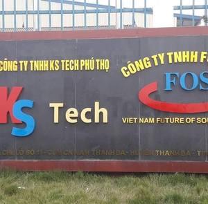 Công Ty TNHH KS Tech Phú Thọ