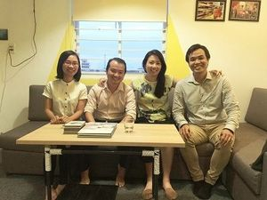Công ty TNHH Trang Trí Nội Thất và Xây Dựng Vân Tay