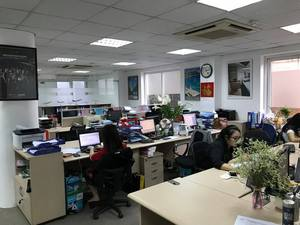 Công Ty CP Ebros C&T Việt Nam