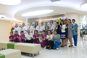Bệnh Viện Quốc Tế Hạnh Phúc