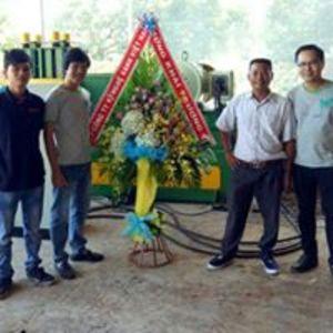 Công TY Cổ Phần Kỹ Nghệ Xanh Việt Nam
