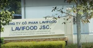 Chi Nhánh Công Ty Cổ Phần Lavifood - Nhà Máy Tanifood