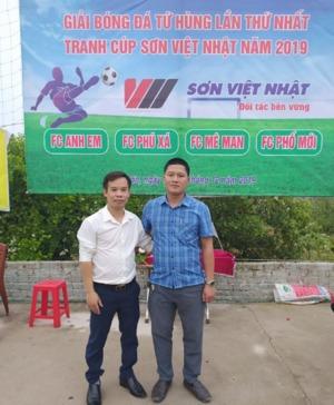 Công Ty Cổ Phần Sản Xuất Sơn Việt Nhật