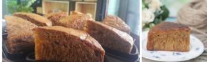 Lò Bánh bò Thốt Nốt nướng