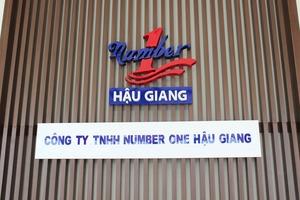 Công Ty TNHH Number One Hậu Giang
