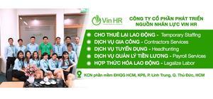 Công ty Cổ phần Phát Triển Nguồn Nhân Lực Vin HR